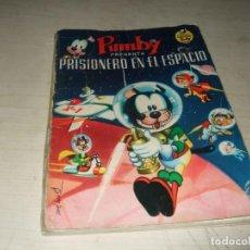 Tebeos: PUMBY - PRISIONERO EN EL ESPACIO - AÑOS 70. Lote 287488703