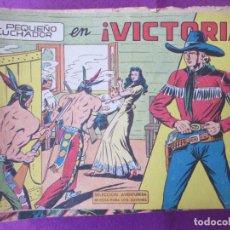 Tebeos: LOTE 92 TEBEOS EL PEQUEÑO LUCHADOR ED. VALENCIANA 1960 VER FOTOS ADICIONALES. Lote 287540443