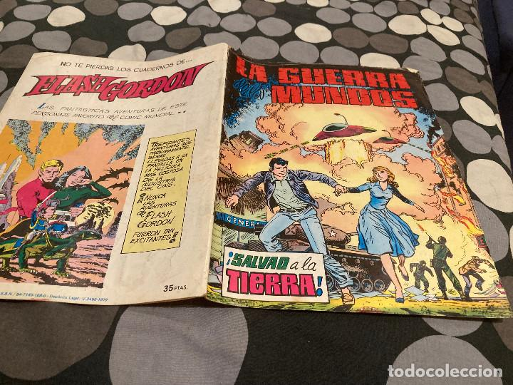 LA GUERRA DE LOS MUNDOS. Nº4. SALVAD A LA TIERRA , VALENCIANA (Tebeos y Comics - Valenciana - Otros)