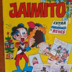 Giornalini: JAIMITO EXTRA DE NAVIDAD Y REYES. VALENCIANA 1979. BUEN ESTADO.. Lote 287578233