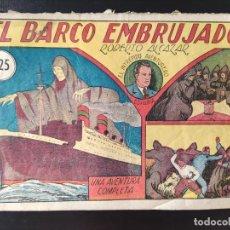 Tebeos: TEBEO- ROBERTO ALCÁZAR- EL BARCO EMBRUJADO- N⁰2. Lote 287683243