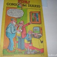 Tebeos: PIPA ¡ COMIC DEL DIARIO 23,DE 25,DIARIO DE VALENCIA,AÑO 1981.. Lote 287760018