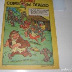 Livros de Banda Desenhada: PIPA ¡ COMIC DEL DIARIO 19,DE 25,DIARIO DE VALENCIA,AÑO 1981.. Lote 287761418