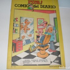 Livros de Banda Desenhada: PIPA ¡ COMIC DEL DIARIO 17,DE 25,DIARIO DE VALENCIA,AÑO 1981.. Lote 287761943
