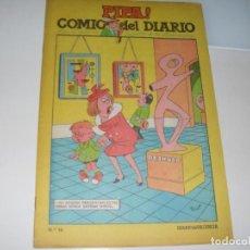 Tebeos: PIPA ¡ COMIC DEL DIARIO 16,DE 25,DIARIO DE VALENCIA,AÑO 1981.. Lote 287762113