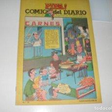 Tebeos: PIPA ¡ COMIC DEL DIARIO 15,DE 25,DIARIO DE VALENCIA,AÑO 1981.. Lote 287762313