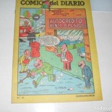 Tebeos: PIPA ¡ COMIC DEL DIARIO 13,DE 25,DIARIO DE VALENCIA,AÑO 1981.. Lote 287762698