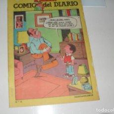 Tebeos: PIPA ¡ COMIC DEL DIARIO 12,DE 25,DIARIO DE VALENCIA,AÑO 1981.. Lote 287762783