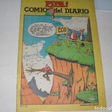 Tebeos: PIPA ¡ COMIC DEL DIARIO 11,DE 25,DIARIO DE VALENCIA,AÑO 1981.. Lote 287762933