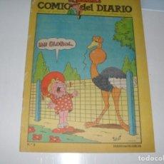 Livros de Banda Desenhada: PIPA ¡ COMIC DEL DIARIO 9,DE 25,DIARIO DE VALENCIA,AÑO 1981.. Lote 287763708