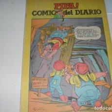 Tebeos: PIPA ¡ COMIC DEL DIARIO 7,DE 25,DIARIO DE VALENCIA,AÑO 1981.. Lote 287764118