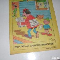 Tebeos: PIPA ¡ COMIC DEL DIARIO 4,DE 25,DIARIO DE VALENCIA,AÑO 1981.. Lote 287764408