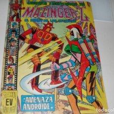 Tebeos: NUEVAS AVENTURAS DE MAZINGER Z 18.EDITORIAL VALENCIANA.,AÑO 1979.. Lote 287766298