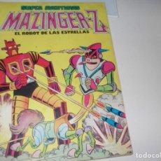 BDs: NUEVAS AVENTURAS DE MAZINGER Z TOMO 3.EDITORIAL VALENCIANA.,AÑO 1979.. Lote 287766713