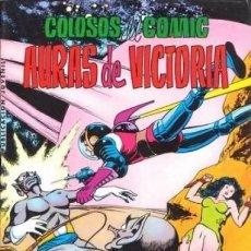 Tebeos: MIGUEL ÁNGEL AZNAR- Nº 9 -COLOSOS DEL CÓMIC-AURAS DE VICTORIA-1979-GRAN MATÍAS ALONSO-CORRECTO-5527. Lote 287774628