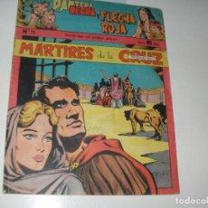 Tebeos: PANTERA NEGRA Y FLECHA ROJA 79.EDITORIAL MAGA,AÑOS 60.. Lote 287782198