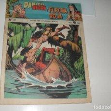 Tebeos: PANTERA NEGRA Y FLECHA ROJA 78.EDITORIAL MAGA,AÑOS 60.. Lote 287782353