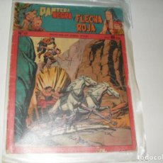Tebeos: PANTERA NEGRA Y FLECHA ROJA 69.EDITORIAL MAGA,AÑOS 60.. Lote 287782523