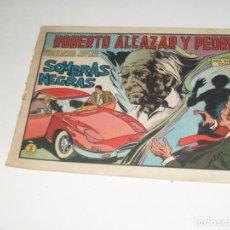 Tebeos: ROBERTO ALCAZAR 1043.ORIGINAL.EDITORIAL VALENCIANA,AÑO 1944.. Lote 287832318