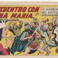 Tebeos: EL GUERRERO DEL ANTIFAZ. ORIGINAL. Nº 415. 1.50 PESETAS. Lote 287853058