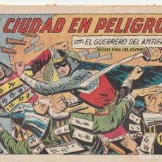 Tebeos: EL GUERRERO DEL ANTIFAZ. ORIGINAL. Nº 416. 1.50 PESETAS. Lote 287853143