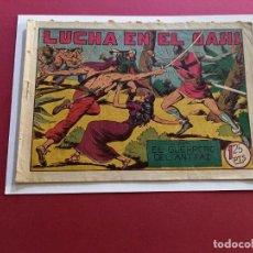 Tebeos: EL GUERRERO DEL ANTIFAZ Nº 91 -ORIGINAL. Lote 288008783