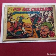Tebeos: EL GUERRERO DEL ANTIFAZ Nº 94 -ORIGINAL. Lote 288008933