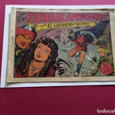 Tebeos: EL GUERRERO DEL ANTIFAZ Nº 99 -ORIGINAL. Lote 288009208