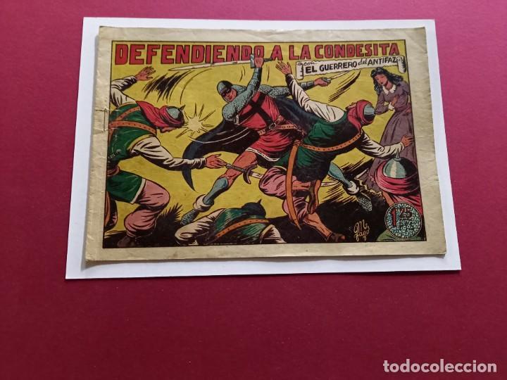 EL GUERRERO DEL ANTIFAZ Nº 104 -ORIGINAL (Tebeos y Comics - Valenciana - Guerrero del Antifaz)