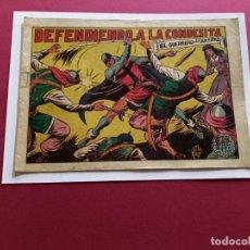 Tebeos: EL GUERRERO DEL ANTIFAZ Nº 104 -ORIGINAL. Lote 288009353