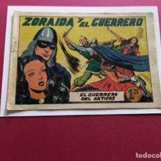 Tebeos: EL GUERRERO DEL ANTIFAZ Nº 106 -ORIGINAL. Lote 288009653
