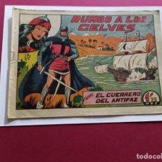 Tebeos: EL GUERRERO DEL ANTIFAZ Nº 108 -ORIGINAL. Lote 288009758