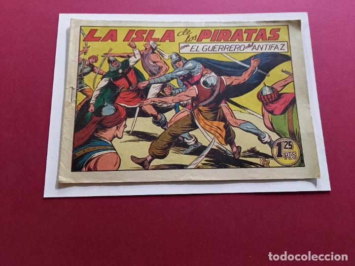 EL GUERRERO DEL ANTIFAZ Nº 109 -ORIGINAL (Tebeos y Comics - Valenciana - Guerrero del Antifaz)