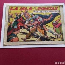 Tebeos: EL GUERRERO DEL ANTIFAZ Nº 109 -ORIGINAL. Lote 288010058