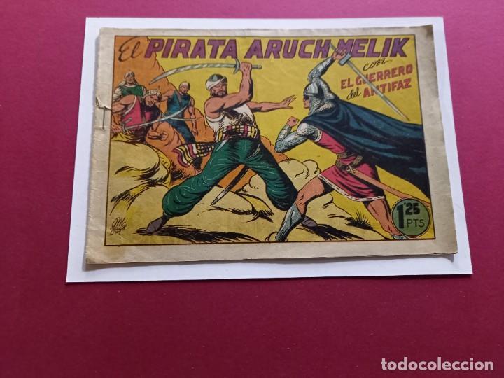 EL GUERRERO DEL ANTIFAZ Nº 110 -ORIGINAL (Tebeos y Comics - Valenciana - Guerrero del Antifaz)