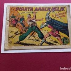 Tebeos: EL GUERRERO DEL ANTIFAZ Nº 110 -ORIGINAL. Lote 288010153