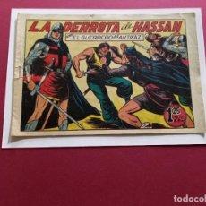 Tebeos: EL GUERRERO DEL ANTIFAZ Nº 111 -ORIGINAL. Lote 288010308