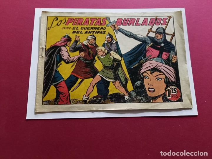 EL GUERRERO DEL ANTIFAZ Nº 113 -ORIGINAL (Tebeos y Comics - Valenciana - Guerrero del Antifaz)