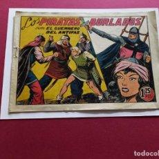 Tebeos: EL GUERRERO DEL ANTIFAZ Nº 113 -ORIGINAL. Lote 288010548
