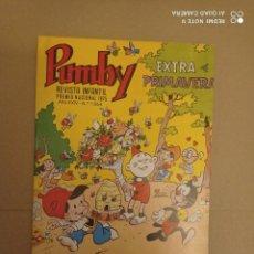 Tebeos: PUMBY Nº 1.064, EXTRA PRIMAVERA 1978. Lote 288014773