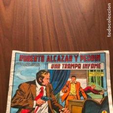 Tebeos: ROBERTO ALCAZAR Y PEDRÍN Nº 1186, ORIGINAL, EDITORIAL VALENCIANA. Lote 288025223