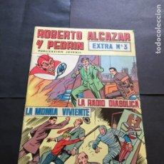 Tebeos: COMIC ROBERTO ALCAZAR Y PEDRIN - EXTRA, N° 3 - EL DE LAS FOTOS VER TODOS MIS COMICS Y TEBEOS. Lote 288029508