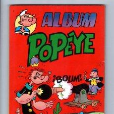 Tebeos: ALBUM POPEYE - TOMO 7 - EDITORA VALENCIANA - 1980. Lote 288101168