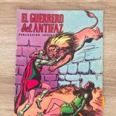 Tebeos: EL GUERRERO DEL ANTIFAZ Nº 9. EDITORIAL 1973. Lote 288366218
