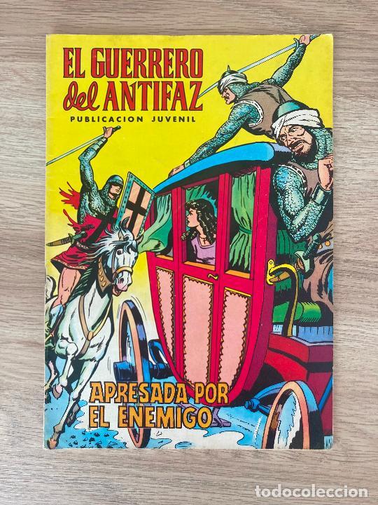 EL GUERRERO DEL ANTIFAZ Nº 11. EDITORIAL 1973 (Tebeos y Comics - Valenciana - Guerrero del Antifaz)