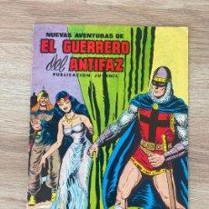 Tebeos: EL GUERRERO DEL ANTIFAZ NUEVAS AVENTURAS Nº 100. EDITORIAL 1980. Lote 288369913