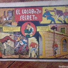 Tebeos: EL CALABOZO SECRETO ROBERTO ALCANZAR. Lote 288561483
