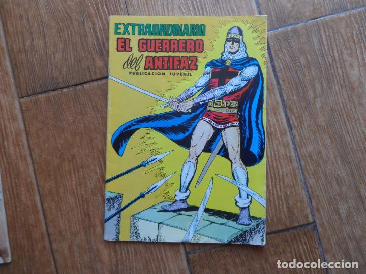 EL GUERRERO DEL ANTIFAZ EXTRAORDINARIO PARA 1979 EDITA VALENCIANA (Tebeos y Comics - Valenciana - Guerrero del Antifaz)