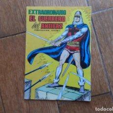 Tebeos: EL GUERRERO DEL ANTIFAZ EXTRAORDINARIO PARA 1979 EDITA VALENCIANA. Lote 288568473