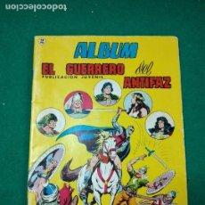 Tebeos: ALBUM EL GUERRERO DEL ANTIFAZ Nº 2, FEBRERO DE 1981 .... EDITORA VALENCIANA. EDIVAL.. Lote 288607193